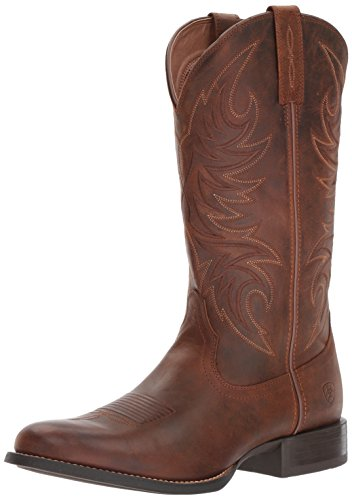 Ariat Men's Sport Western Wide Square Toe Work Boot -