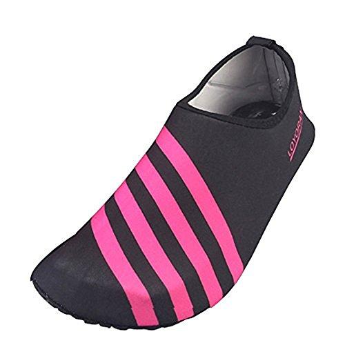 Gaorui Sommer Barfuß-Schuhe Haut Badeschuhe Surfschuhe Sportschuhe Yoga Wassersportsocken