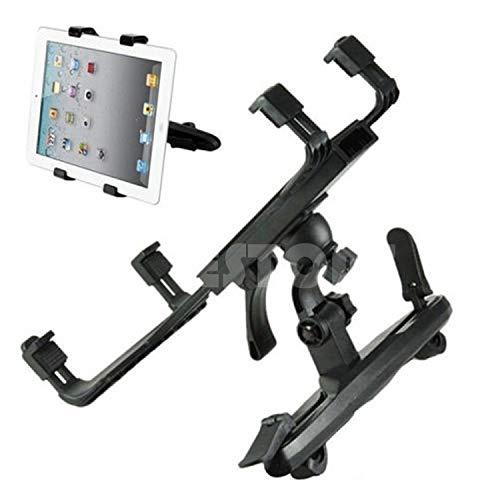 KunmniZ New Universal Car Back Seat Headrest Mount Holder for iPad 2/3/4 Tablet Galaxy 2 Headrest Mount