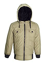 Naughty Ninos Boys Beige colour Jacket for size 2-12 Years