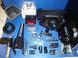 Kit Restaurierung Ersatzteile Part Schwarz Piaggio Vespa 50Special