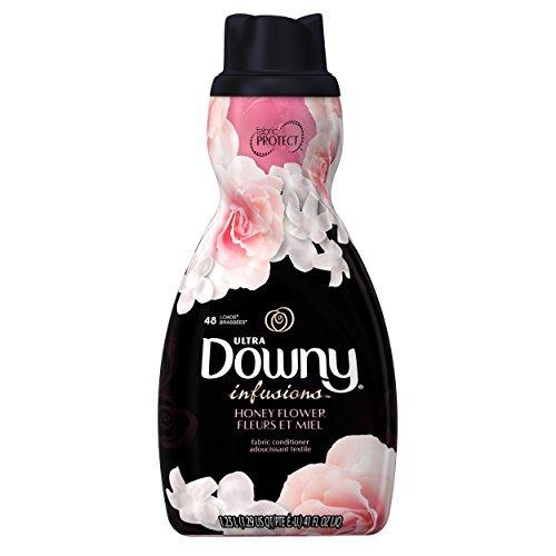 downy-ultra-infusions-honey-flower-liquid-fabric-softener-48-loads-41-fl-oz-by-downy