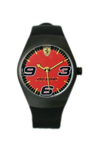 Ferrari - -Armbanduhr- FW-05_schwarz/rot-