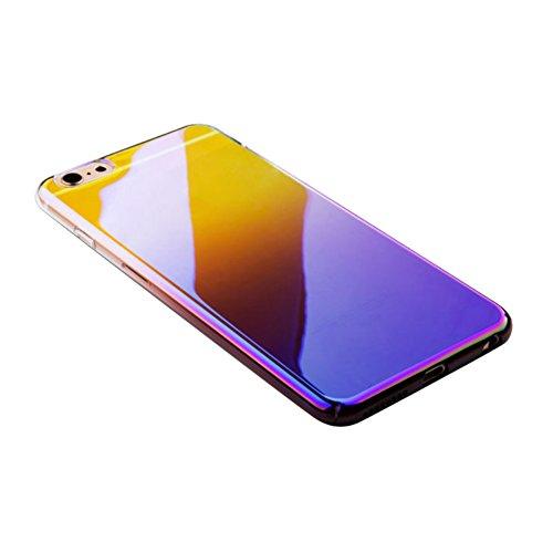 Balai Ultra-thin Gradient color TPU soft case for iphone 6 6s 7 6plus 6splus 7plus Phone Case Cover