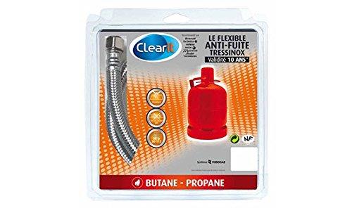 Gaz Butane Tressinox 10 Ans 2m Pour Accessoires Brandt