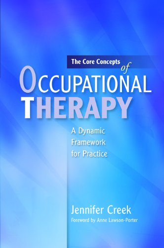 The core concepts of occupational therapy a dynamic framework for the core concepts of occupational therapy a dynamic framework for practice by creek fandeluxe Images