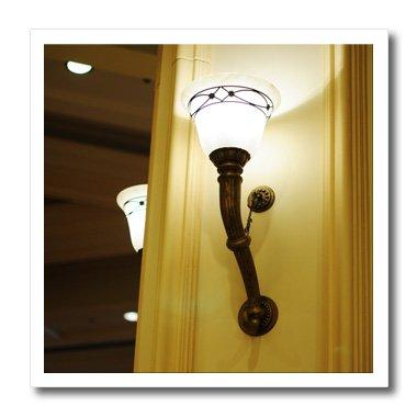 3dRose HT 65010_ 2EIN Licht am Mandalay Bay in Vegas als Wand Sconce-Iron auf Heat Transfer Papier Für weiß Material, 6von 6 -