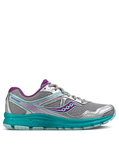 Saucony, Sneaker donna argento Silver Silver