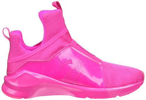 Puma Women s Fierce Bright Sneaker  Pink  38  EU