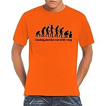 Touchlines - Camiseta de running para hombre