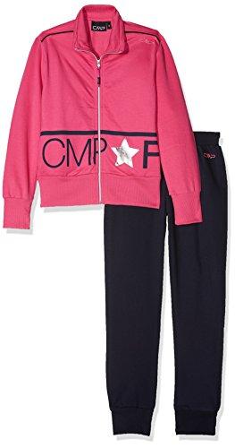 CMP Fitness Set, Overall Mädchen, Kind, Set Fitness, Hot Pink, 176