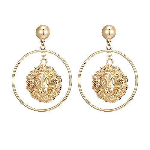 UINGKID Damen Ohrringe Mode Ohrstecker Fashion Einfache europäische und amerikanische Wild Ladies Fashion Jewelry (Bvb-charme-armband)