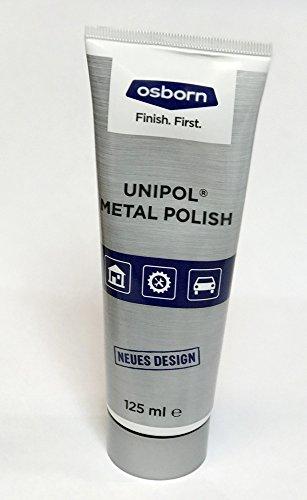Unipol Metallputzmittel 125 ml (7,12 Euro/100ml)