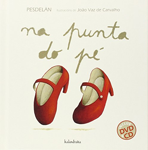 Na punta do pé (Libro-disco) por Mercedes Prieto