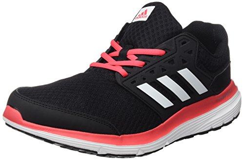 adidas GaS81034, Scarpe Sportive Donna Nero (Negbas/Ftwbla/Rosbas)