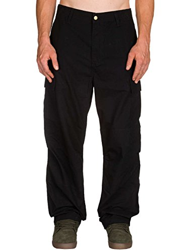Carhartt Cargo Pant Black black rinsed