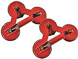 2 Stück 3-Fach Vakuumheber bis je 100 kg