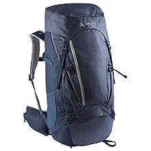 Vaude Women's Asymmetric 48+8 Backpacks>=50L, Eclipse, One Size