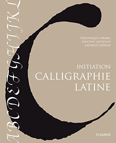 Calligraphie latine : Initiation