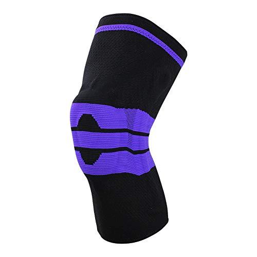 WXQQ SportKompression Kniebandage Kniegelenkbandage - Ideale für knieschmerzen oder für SportBlack Reebok Tennis Hat