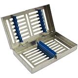 Instrumento Quirúrgico Specialists Esterilización Casete cajas de bandejas para Dental quirúrgico veterinaria conexos varios tamaños y accesorios