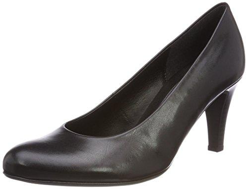 Gabor Shoes Damen Basic Pumps, Schwarz (Schwarz 87), 37.5 EU