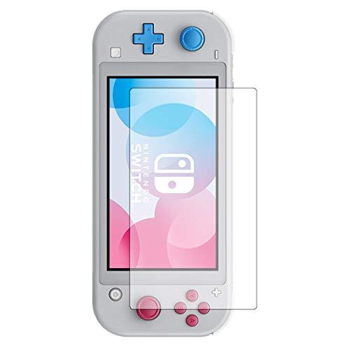 Ulykal Panzerglas Schutzfolie für Nintendo Switch Lite [2 Stück], 9H Härte Anti-Kratzen Displayschutzfolie Ultra-klar Panzerglas kompatibel mit Nintendo Switch Lite Da-lite-switch
