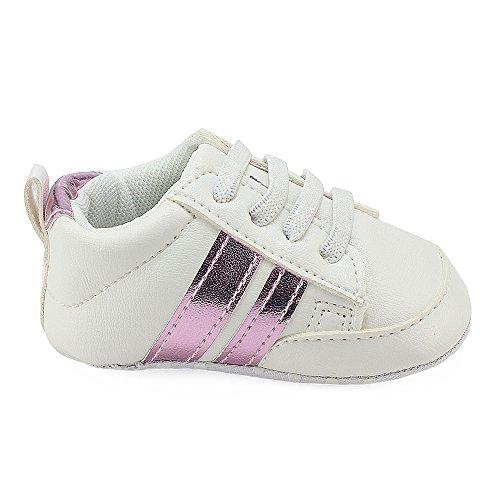 Neugeborenes Baby Säuglingsbaby-Mädchen-erste gehende Schuhe beiläufige Sport-Schuhe Baby-Sandalen Kinderschuhe