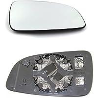 TarosTrade 57-0471-R-46944 Cristal De Retrovisor Calefactable Para 5 Puertas Lado Derecha