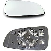 DoctorAuto DR165437 Spiegelglas Aussenspiegel mit Plastikhalter Heizbar, Rechts
