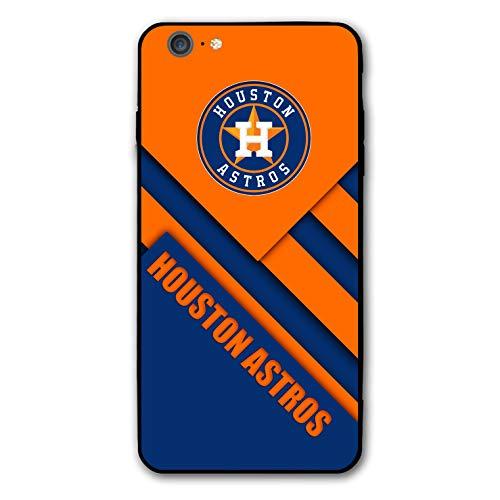 ür iPhone 6S, Baseball-Design, schlankes und leichtes Design, Astros-Hou ()