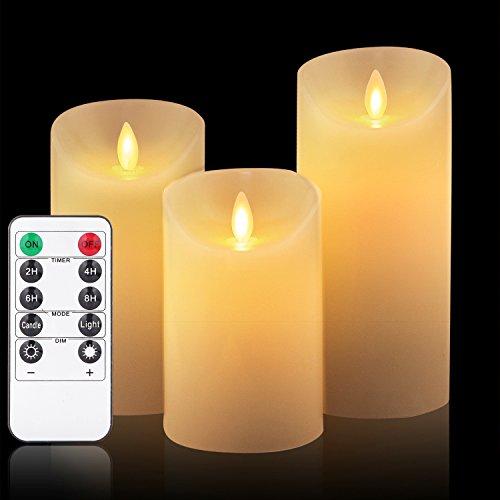 Velas del LED Velas sin Flama 4