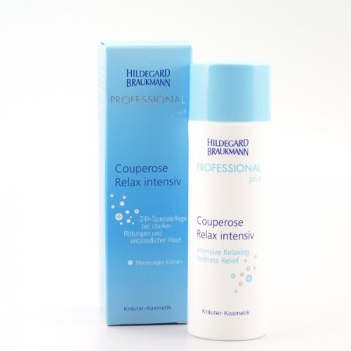 Hildegard Braukmann Pflege Professional plus Couperose Relax intensiv, 1er Pack (1 x 50 ml)