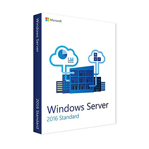 Microsoft Windows Server 2016 Essentials. Original Lizenz / Übertragung. Microsoft Audit sicher. S2 Software Datenträger. Updates + IT Support