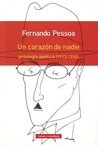 Corazón de nadie (Rústica Digital) por Fernando Pessoa