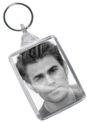 PAUL WESLEY - Original Art Keyring #js004