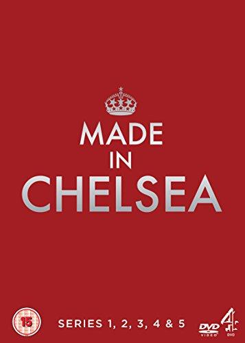 Made In Chelsea: Series 1-5 [Edizione: Regno Unito]
