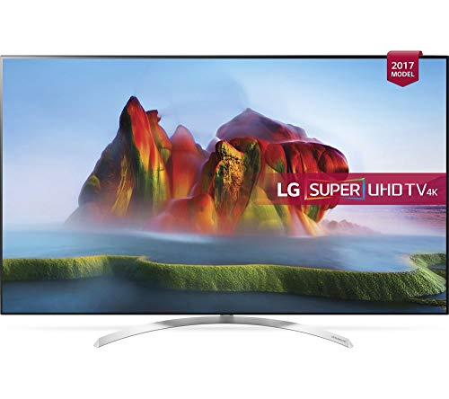 LG 60SJ850V 60 inch Super UHD Premium 4K HDR Smart LED TV (2017 Model)