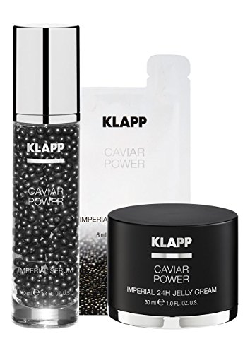 Klapp: CAVIAR POWER Imperial Exclusive Box - Imperial Serum + Imperial 24h Jelly Cream + Imperial Super-Lift Gel (1 stk)