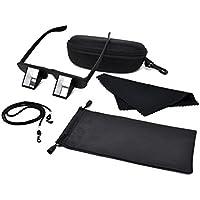 Anteojos de seguridad, también aptos para quienes usen lentes (ópticos o de sol), finalmente, ningún dolor en el cuello, de 12 años en adelante