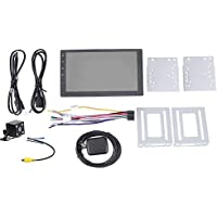 Oddity Reproductor de MP3 / MP5 / FM con Radio táctil de 7 Pulgadas Compatible con Bluetooth/USB/TF Reproductor de Audio estéreo para automóvil