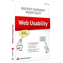 Web Usability: Rocket Surgery Made Easy (Sonstige Bücher AW)