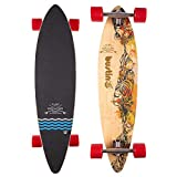 Bustin Longboard Komplettboard New York Surf Legends Tribute Pintail 91cm