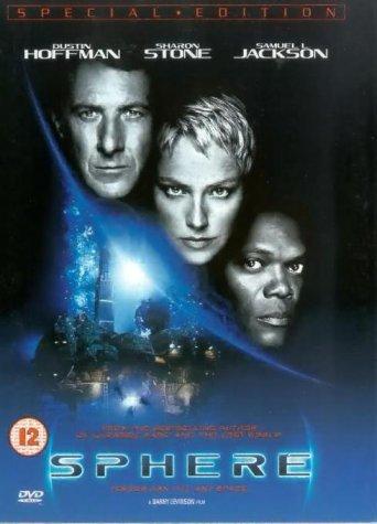 Sphere [DVD] [1998] by Dustin Hoffman