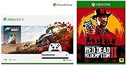 Microsoft 1 TB Xbox One S Console - Forza Horizon 4 Bundle&Red Dead Redemption - 2 (Xbox