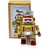 FANMEX - Fantastik - Robot Antena hojalata diseño Vintage