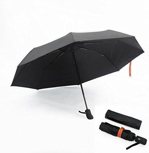 ZQ@QX Full-ombrelli automatico di piegatura a vento vento vento nero resistente agli uomini e donne d'affari ombrellone , | Buona reputazione a livello mondiale  | I Materiali Superiori  34b9d6