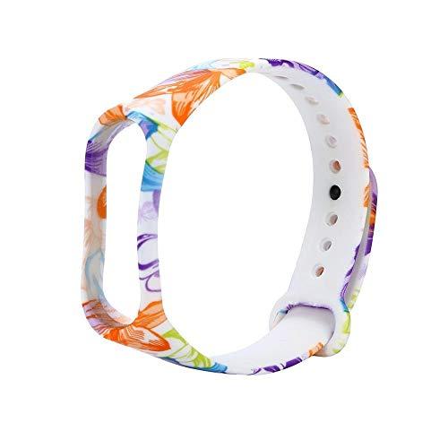 VithconlErsatz silikagel Armband Band für xiaomi mi Band 4 Armband (H)
