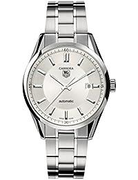 TAG Heuer Herren-Armbanduhr Analog Automatik Edelstahl WV211A.BA0787
