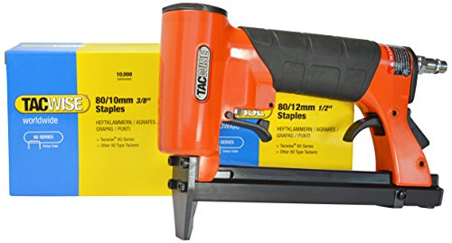 Tacwise 1288 Kit Grapadora Neumática Tipo 80 Tapicería
